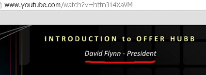 david-flynn-president-offerhubb-youtube