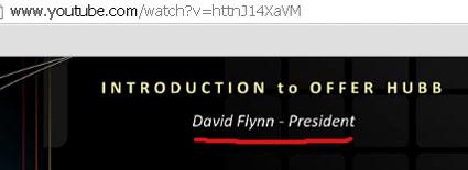 david-flynn-president-offerhubb-youtube