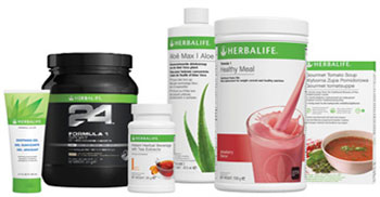 herbalife-product-line