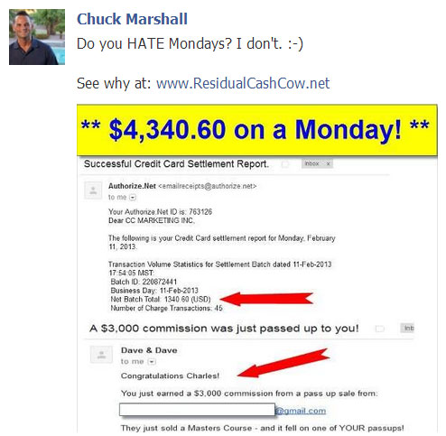 money-passed-up-empower-network-chuck-marshall-facebook