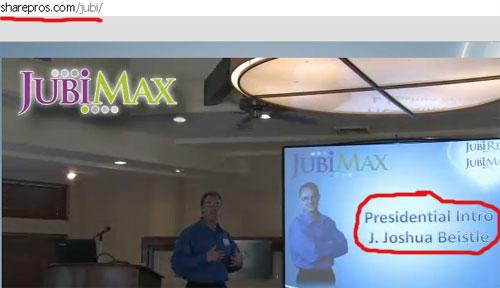 j-joshua-beistle-president-jubirev-jubimax-video-march152013