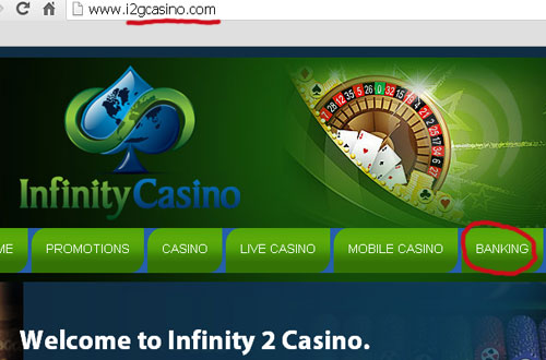 infinity2global-casino-website