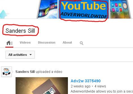 sanders-sill-youtube-account-adverworldwide