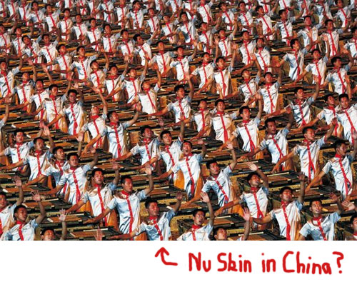 nu-skin-in-china-olympics-drums