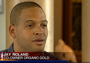 jay-noland-coowner-organo-gold-9news-report-dec-2009