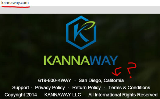 california-address-kannaway-website