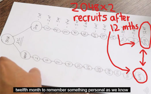 recruitment-totals-after-12-months-carlos-costa-telexfree-investment-video
