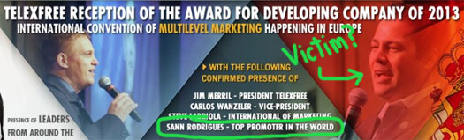 san-rodrigues-telexfree-madrid-awards-conference-promotion
