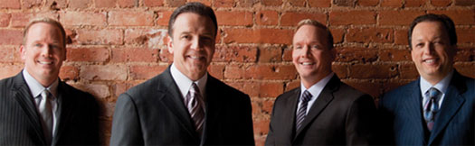 Greg-Provenzano-Robert-Stevanovski-Mike-and-Tony-Cupisz-ACN-cofounders