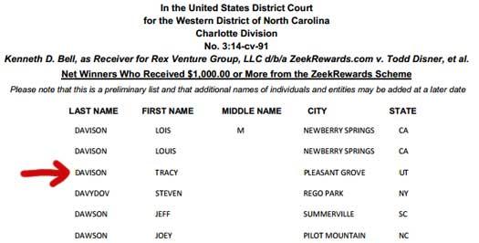 tracy-davison-zeek-receivership-net-winner-list