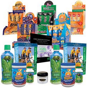 youngevity-product-range