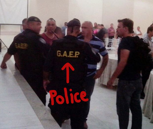 GAEP-police-officers-attend-ifree-conference-sao-paulo-brazil