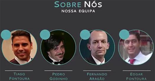 tiago-fontoura-pedro-godinho-fernando-aragao-edgar-fontoura-go2up-management