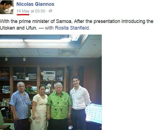 meeting-nicolas-giannos-prime-minister-samoa-ufun-club-may-2015