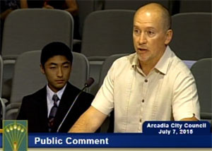 david-arvizu-arcadia-city-council-meeting-july-2015