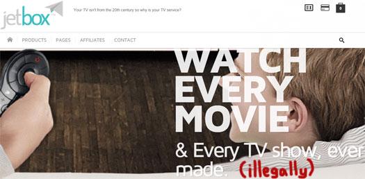 illegal-content-advertising-jetbox-website