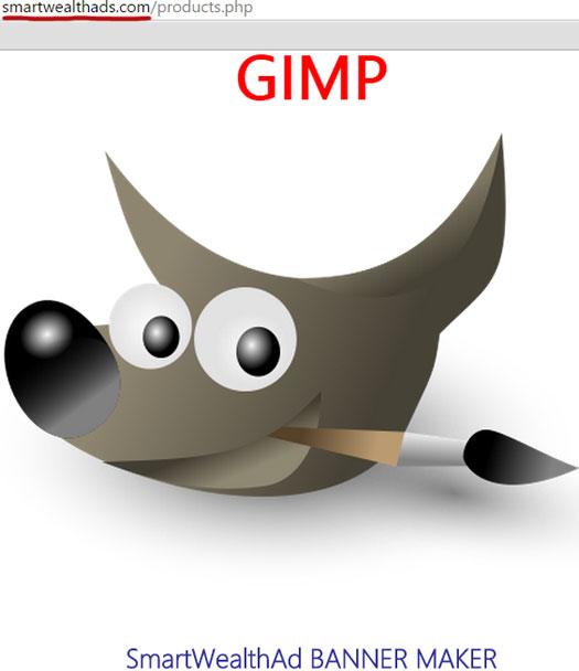 gimp-smartwealthads-product-page