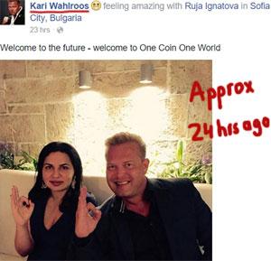 kari-wahlroos-joins-onecoin-wellstar-feud-christian-weisner