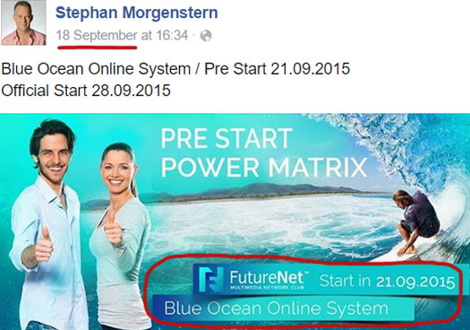 stephan-morgenstern-promoting-blue-ocean-online-system-futurenet