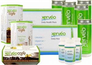 xerveo-product-range