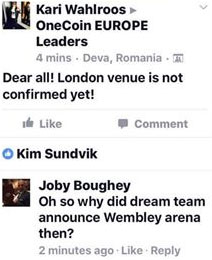 coinrush-london-venue-not-announced-onecoin-leaders