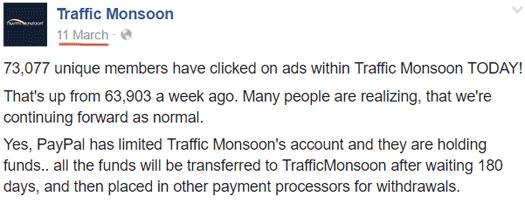 paypal-freeze-180-days-march-2016-traffic-monsoon