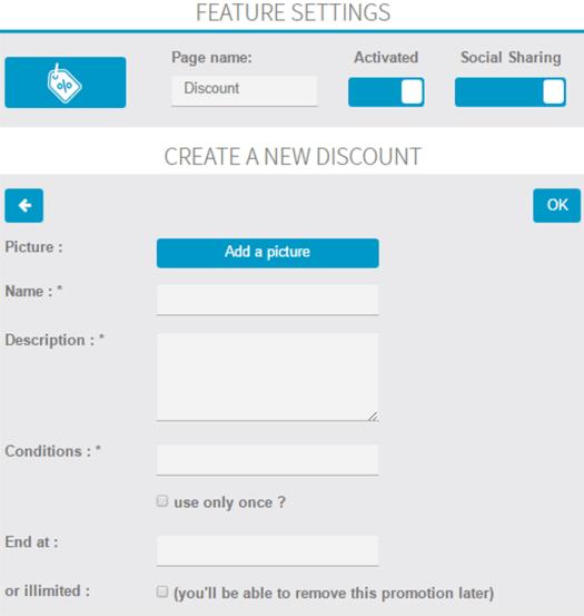 create-discount-tiger-app-creator