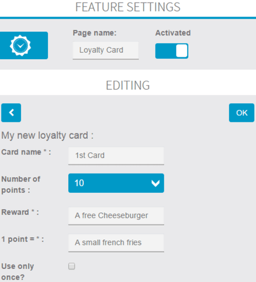 loyalty-card-tiger-app-builder