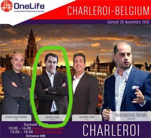 laurent-louis-onecoin-onelife-event-charleroi-belgium