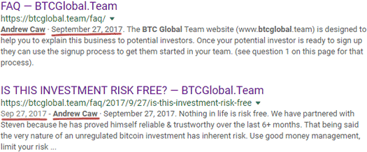 btc global team strategija