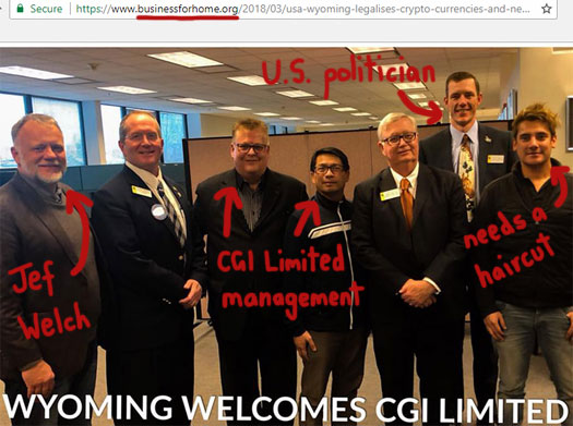 cgi limited cryptocurrency