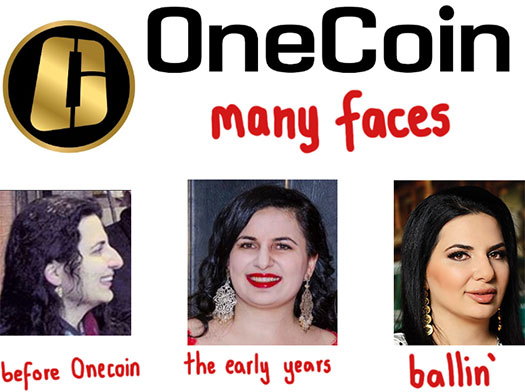 The OneCoin Ponzi wall of shame | MLM Detective