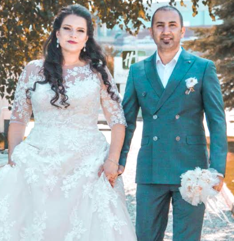 veselina valkova habib zahid married